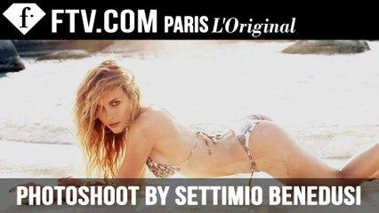 Natalia Borges by Settimio Benedusi Sportweek Dreams | FashionTV