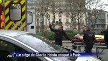 Attaque de Charlie Hebdo: au moins 12 morts