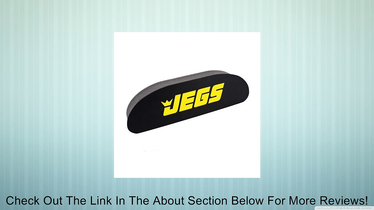 JEGS Performance Products 55065 Hood Scoop Plug Review