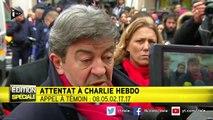 """Jean-Luc Mélenchon : """"Il s'agit d'un assassinat politique"""""""