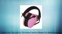 Caldwell Pink Low Profile E-Max Electronic Ear Muffs Review