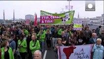 Accord de libre échange Etats-Unis/Europe : certains documents rendus publics