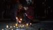 Hommage après l'attentat de Charlie Hebdo