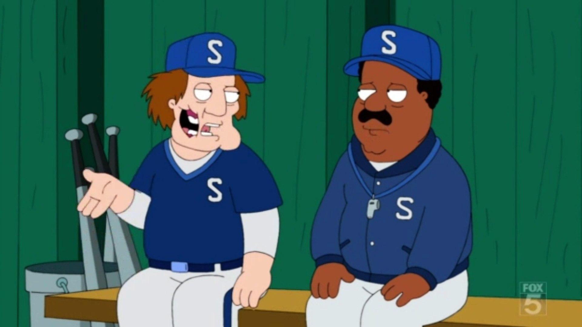 The Cleveland Show S01E10 Clip#5.