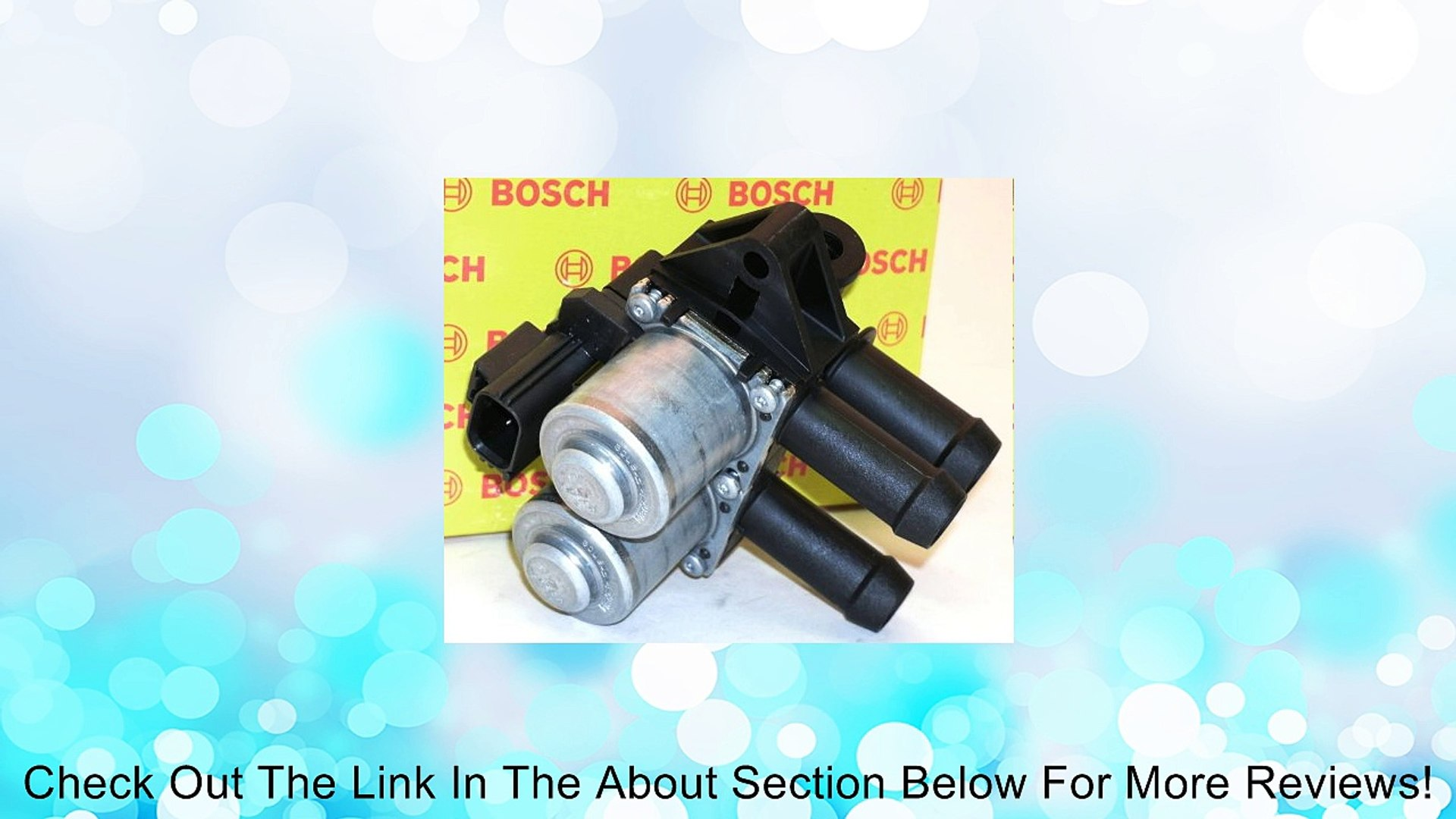 ACDelco 15-71400 A//C And Heater Vacuum Control Valve