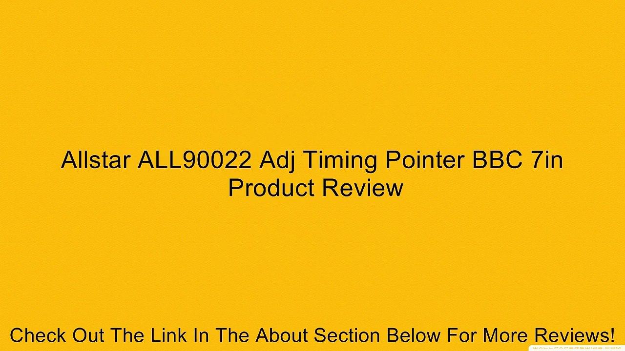 Proform 141-202 Chrome Timing Chain Pointer