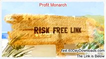 Try Profit Monarch free of risk (for 60 days)