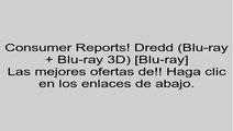 Dredd (Blu-ray + Blu-ray 3D) [Blu-ray] opiniones
