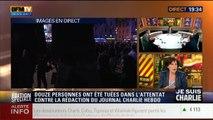 Attentat contre Charlie Hebdo: Les réactions d'Alain Marsaud, Julien Dray, Amauray de Hauteclocque, Nathalie Kosciusko-Morizet et Dominique Rizet (2/2) - 07/01