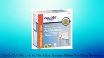 Equate - Acid Reducer, Maximum Strength, Famotidine 20 mg, 100 Tablets Compare to Pepcid AC Review