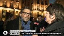 Emission spéciale attentat Charlie Hebdo