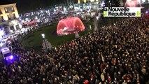 VIDEO. Tours : 3.000 personnes unies derrière Charlie Hebdo