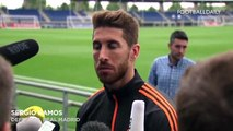 Ramos 'Atlético Madrid are the favourites' - Real Madrid v Atlético Madrid UCL Final