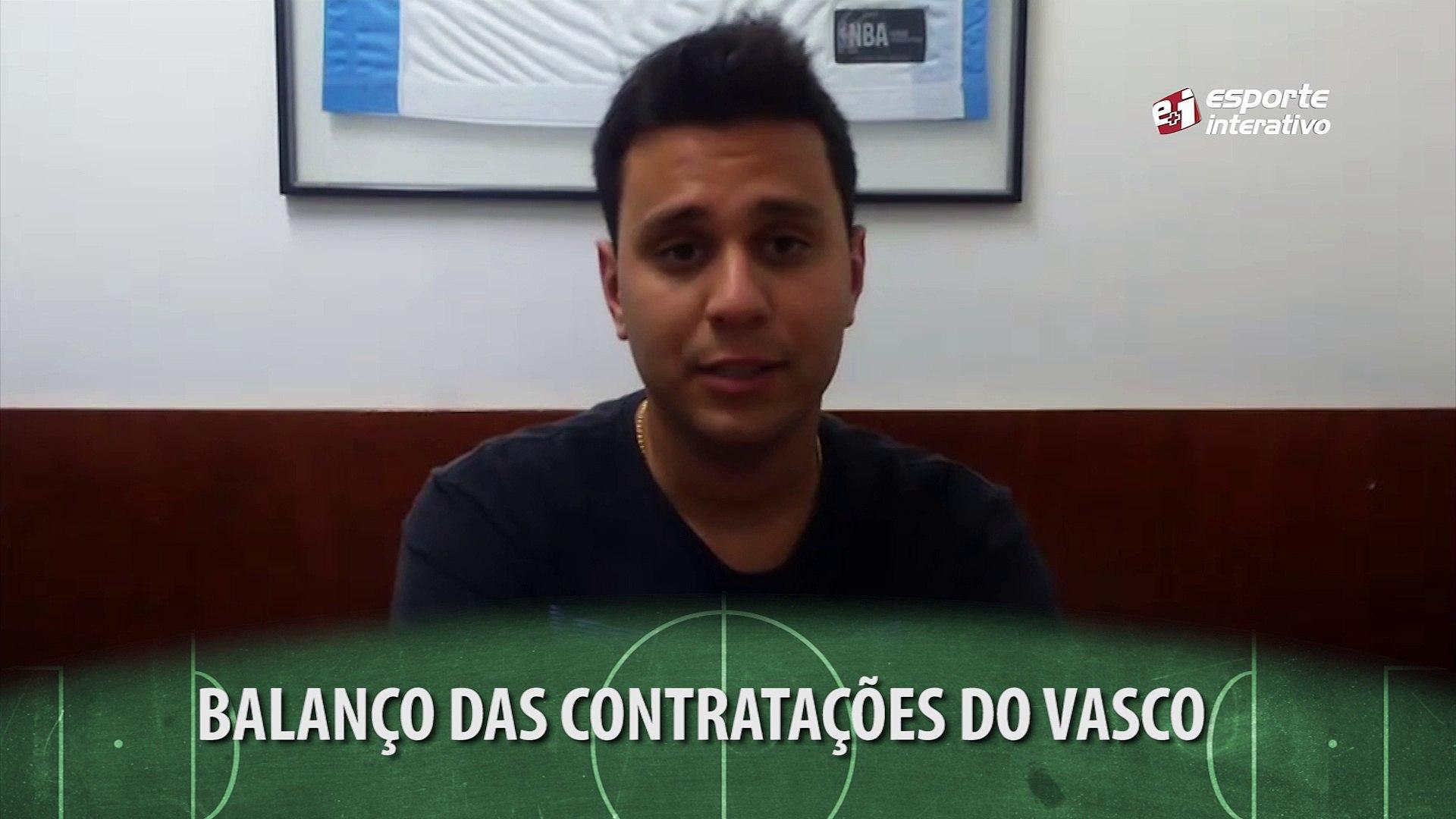 Confira o balanço das contratações do Vasco neste início de 2015