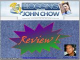 Don't Buy Blogging With John Chow - Blogging With John Chow Review Video