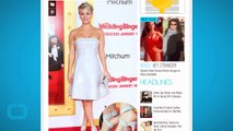 Oops! Kaley Cuoco-Sweeting Left the Price Tag on Her Shoe at The Wedding Ringer Premiere