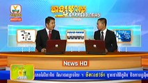 Khmer News, Hang Meas HDTV News This Morning on  08 January 2014 Part 02
