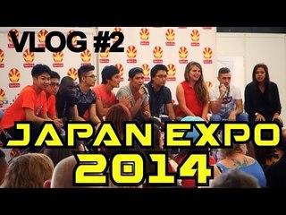 VLOG - Japan Expo 2014 - Brice