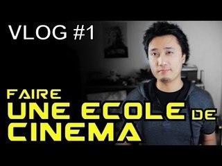 VLOG - Faire une école de cinéma - Brice