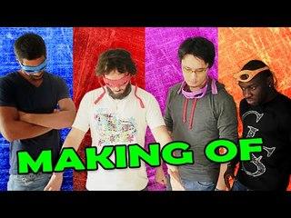 Making of NINJA TURTLES - Feat WhyTeaFam & Sananas2106