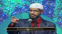 Dr Zakir Naik-Why does Islam allow having Red Meat?