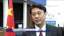 Reportage : Une entreprise chinoise s'implante en Meuse