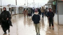 FOOT : À Al-Zaatari, le foot comme lueur d'espoir (2/5)