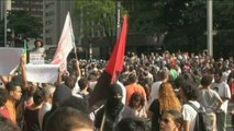 FOOT - CM 2014 : Les protestations de retour ?