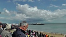 At Clacton On Sea Essex air show day 2 highlights part 3 Autogyro Craft