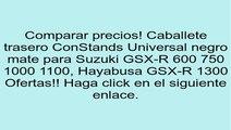 Caballete trasero ConStands Universal negro mate para Suzuki GSX-R 600\ 750\ 1000\ 1100, Hayabusa GSX-R 1300 opiniones