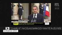 "VIDEO - Fusillade à ""Charlie Hebdo"" : Nicolas Sarkozy demande d'améliorer le dispositif de sécurité"