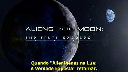 Alienígenas na Lua HD - Parte 2 de 2