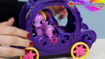 Princess Twilight Sparkle Charm Carriage / Karoca Księżniczki Twilight Sparkle - Cutie Mark Magic - MLP - B0359 - Recenzja