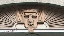 9/13 Tourisme en Lettonie Visitez Rīga Les façades Art Nouveau -- Tourism in Latvia Visit Riga Art nouveau facades -- Tourismus in Lettland Besuchen Sie Riga Jugendstil Fassaden -- Turystyka na Łotwie Odwiedź Rydze elewacje secesyjnym -- Туризм в Латвия