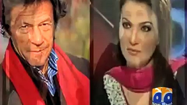 Geo News Headlines 8 January 2015, World media rings with Imran Khan wedding Reham Khan - youPak.com