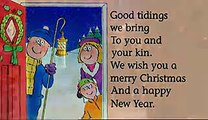 We wish you a Merry Christmas - English Nursery Rhymes Children Songs - Animation Rhymes