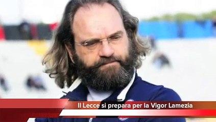 Il Lecce si prepara per la sfida con la Vigor Lamezia - Sport Leccenews24 -