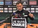 2014 Ligue 1 J20 REIMS SAINT-ETIENNE, l'avant match 09/01/2015