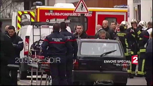Emission spéciale après l'attentat contre #CharlieHebdo