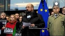 Brüsszlben is meggyilkolt újságírókra emlékeztek