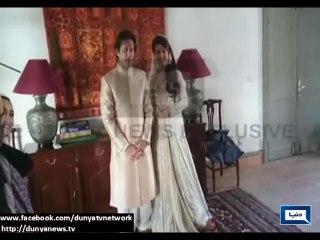Imran Khan nikah With Reham Khan Video