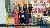 """Charlène et Albert de Monaco : Les jumeaux """"sourient et font des grimaces"""""""