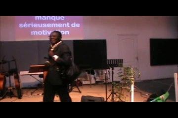 Le sang de Jésus (2) Clément Guérékozoungbo - 04-01-15
