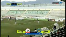 Xanthi vs. Zakynthos  2 - 0 Goal E. Papasterianos Greece Cup 08.01.2015