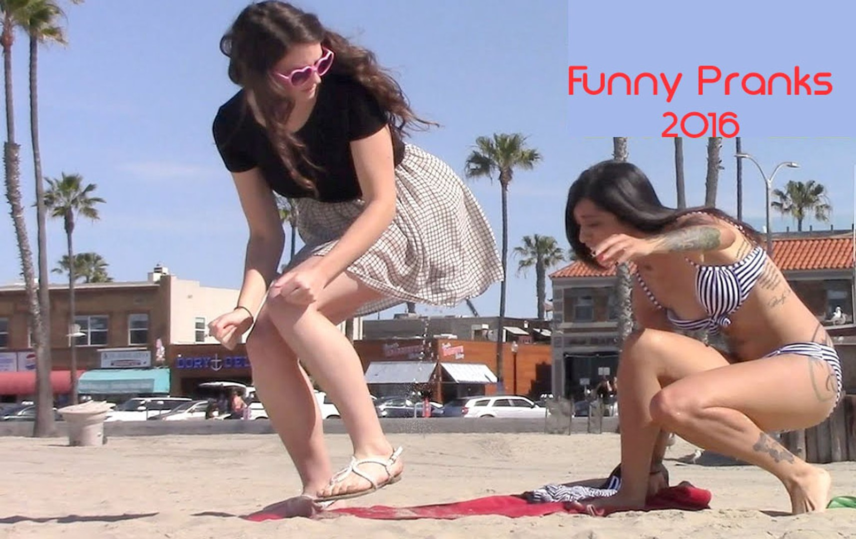 Best Funny Scary Pranks Compilation_Best Pranks
