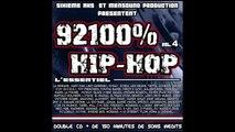 Sinik - J'en place une pour - 92100% hip-hop volume 4