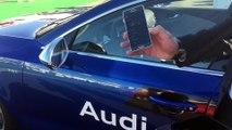 Audi : un smartphone pour remplacer les clés de voitures