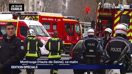 Fusillade à Montrouge : une policière a été tuée