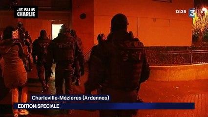 Attentat à Charlie Hebdo : les suspects localisés dans l'Aisne