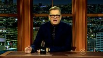 Mark Harmon on The Late Late Show - 7th January 2015